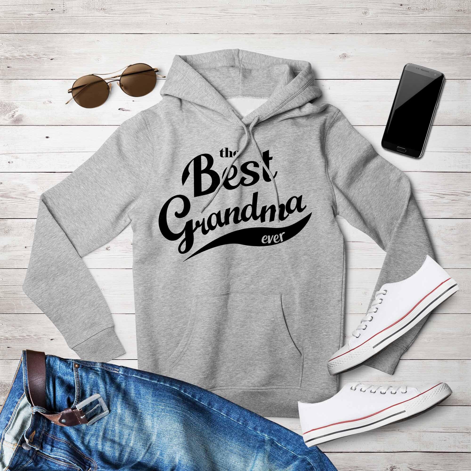 best grandma ever Hoodies Mothers Nana Gifts, Mothers Hoodies Day Gifts, Christmas, grandmother Hoodies, personalized Hoodies, pregnant,newborn baby, 35da11