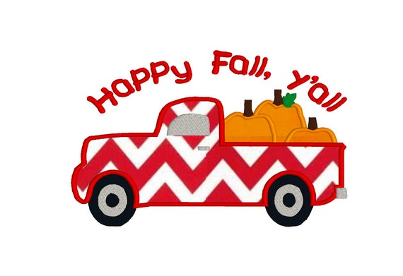 Image result for free Happy Fall image with truck