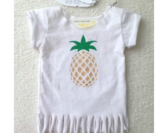 Pineapples and Fringes