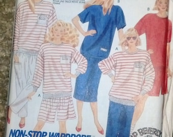 McCall's 3105 Non-Stop Wardrobe Size Exta Large