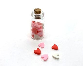 Miniature Candy Jar Dollhouse Kitchen Holiday Home Decor Miniatures - 1165 O