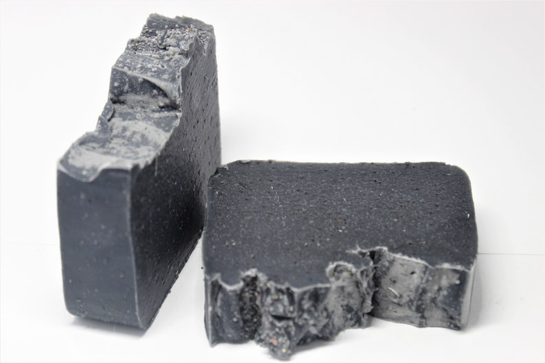 Just Blk Handmade Cold Process Body Soap image 0