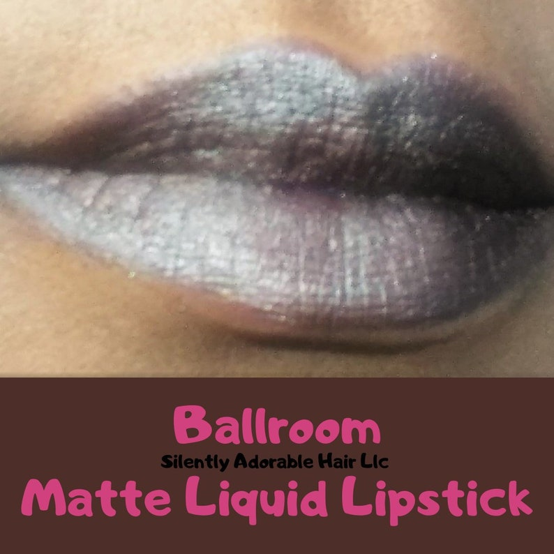 Ballroom Matte Liquid Lipstick Cream Lip Color Liquid image 0