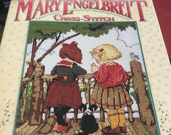 0a69f8ece Mary Engelbreit Cross Stitch Book - Make A Wish