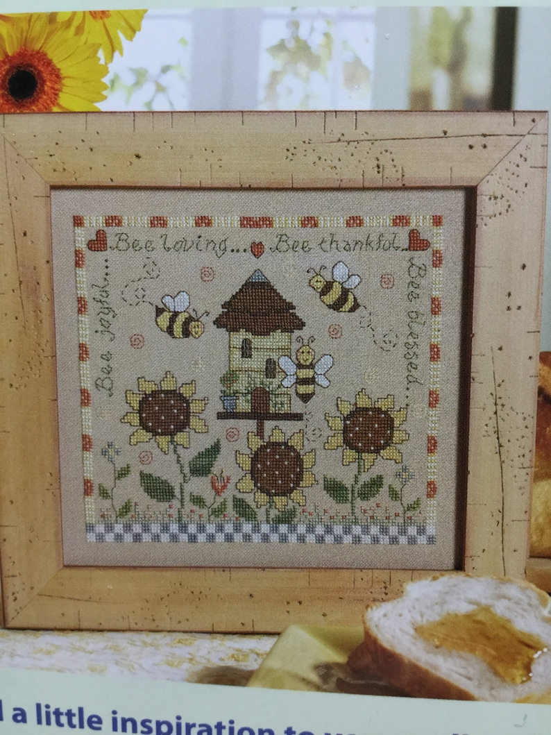 Sweet Sentiments Counted Cross Stitch Pattern Booklet