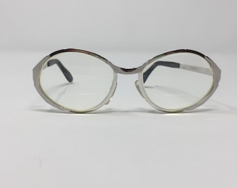 6369531485 Vintage 70 s NeoStyle Glasses with Silver Rims