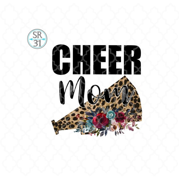 Download Free Football Cheer Sublimation Design Download Cheer Png Etsy PSD Mockup Template