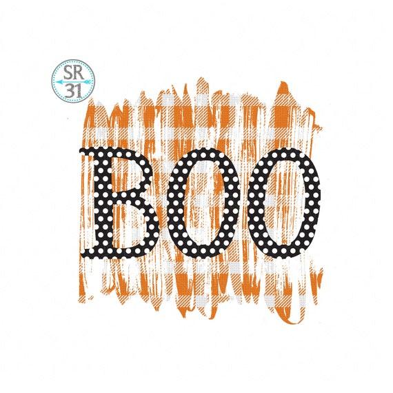 Download Free Boo Squad Fall Y All Halloween Pumpkin Orange Plaid Black Etsy PSD Mockup Template