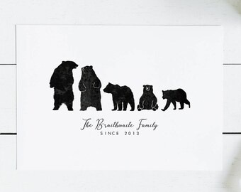 bear family etsy
