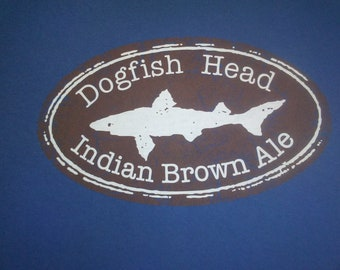 Dogfish Head (M) Beer shirt 92a23a2a2
