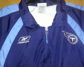 Tennessee Titans (M) windbreaker jacket bf4a66bf8
