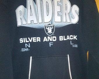 Oakland Raiders 90 s Hoodie NFL 5655db53d2e