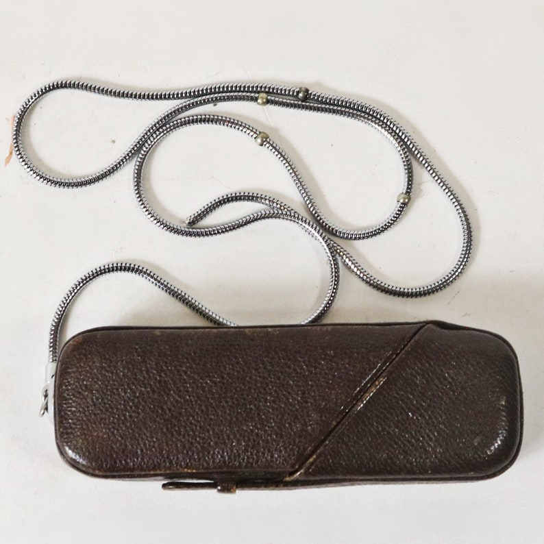 Vintage Minox Wetzlar B Subminiature Spy Camera w Complan 1:3,5 f=15mm Lens