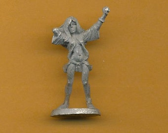 Vintage Ral Partha AD&D Female Dancer 25mm Miniature