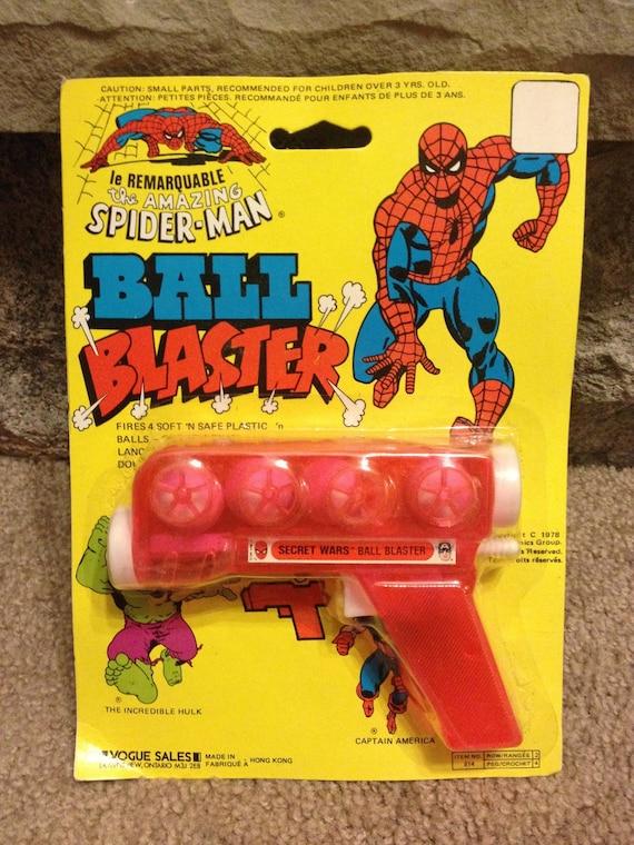 Toddler Hat and Mitten Set NIP Spiderman