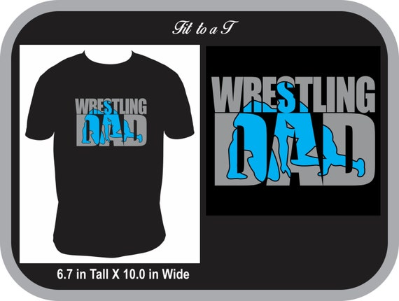 """NEW collegiate wrestling  personalized with name  custom vinyl decals  6/""""x 7in."""