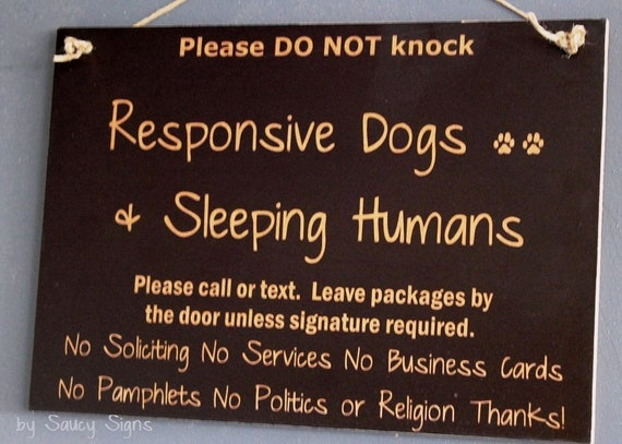 No Soliciting Warning STICKER Decal Sign Door Doorbell Business Do Not Knock