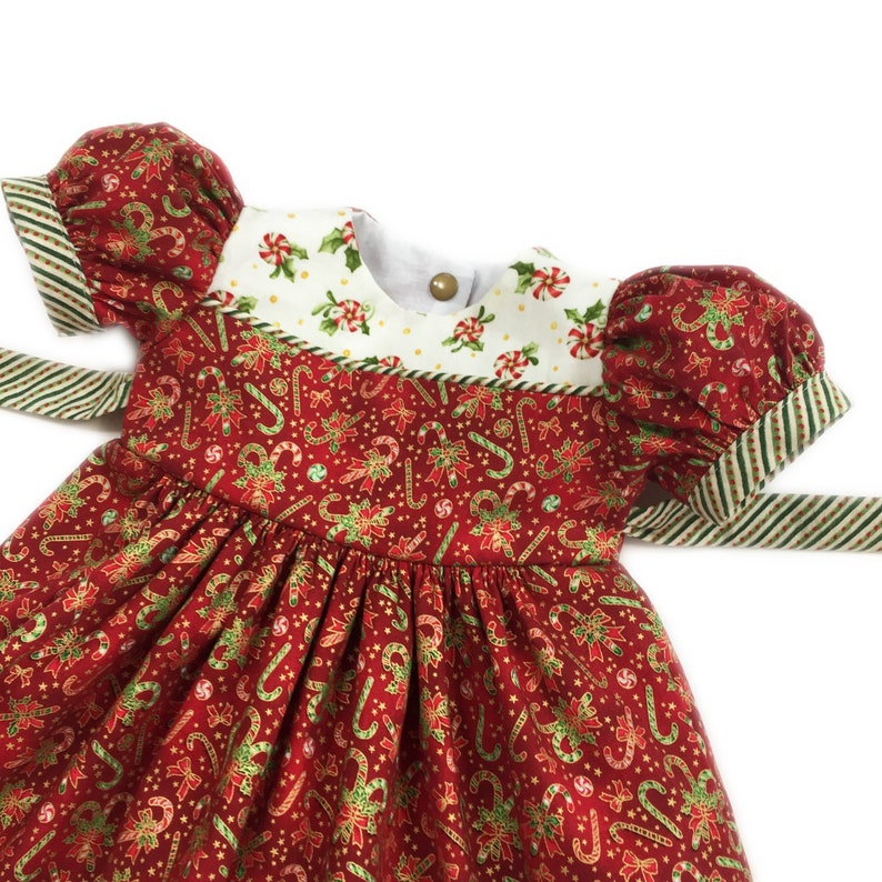 64cbe2935 ON SALE 6 month to 9 month girls dress infant dress holiday   Etsy