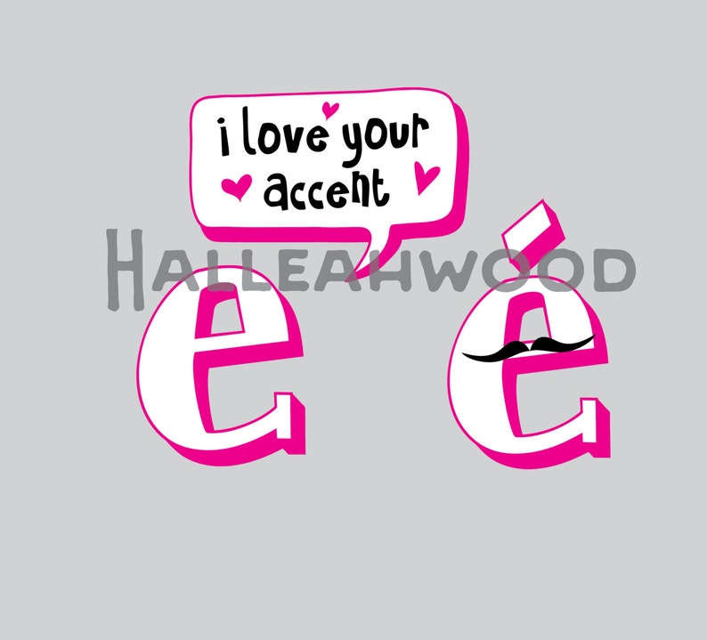 love your accent