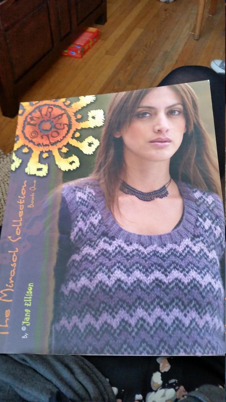 Mirasol Jane Ellison Knitting Pattern Book 4