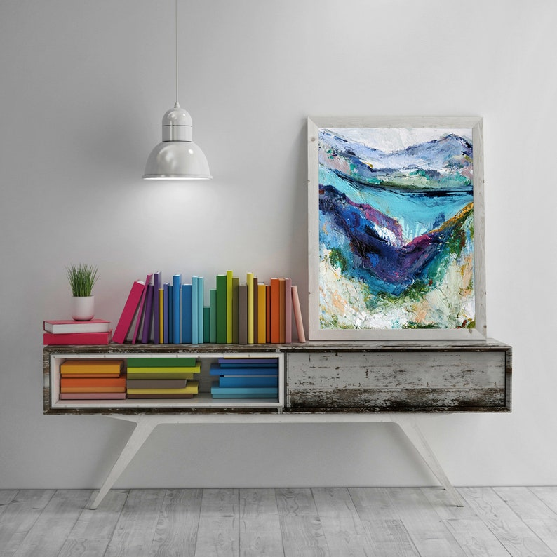 Contemporary canvas and paper prints by ThienArt. Fine art image 0
