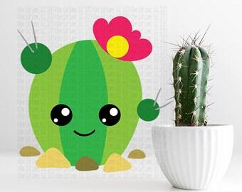 CF154 Cactus Cut File