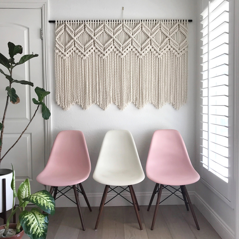 Modern Macrame Patterns Cool Inspiration Ideas