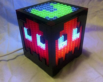 Pacman LEGO night light