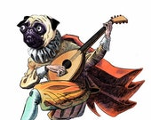 The Pugliest Bard - Color...