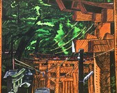 Fushimi Inari-Taisha - Or...