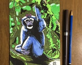 A Gibbon in Ribbons - Ori...