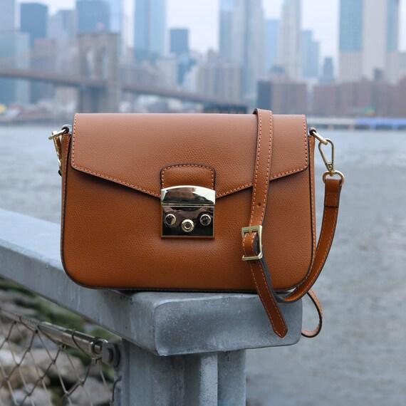 7b042c1761512 Leather Crossbody Bag Leather Shoulder Bag Handmade Leather