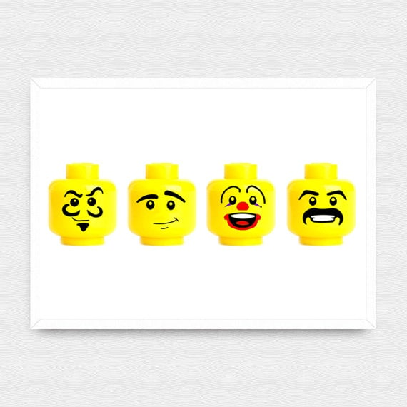graphic regarding Printable Lego Faces identify Lego Wall Artwork, Lego Prints 2, Custom-made Lego Intellect Printables, Very low Lego Faces, Lego Nursery Artwork, Electronic Poster Print, Prompt Down load