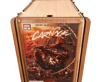 Marvel's Absolute Carnage  #2  Comic Book Box & Display Box   Add to Your Collection or Makes the Perfect Gift