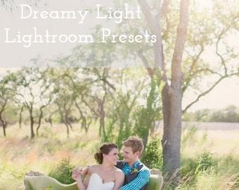 Dreamy Light Lightroom Presets