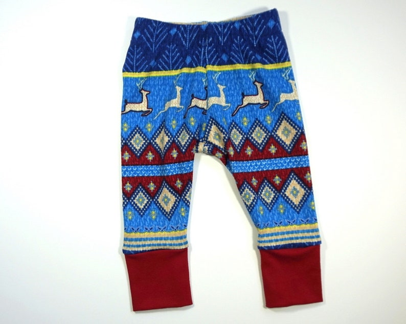 99949ffc73f Baby clothes for Christmas ugly sweater baby leggings