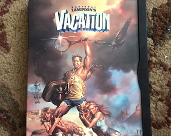 Vintage 1983 National Lampoons Vacation DVD