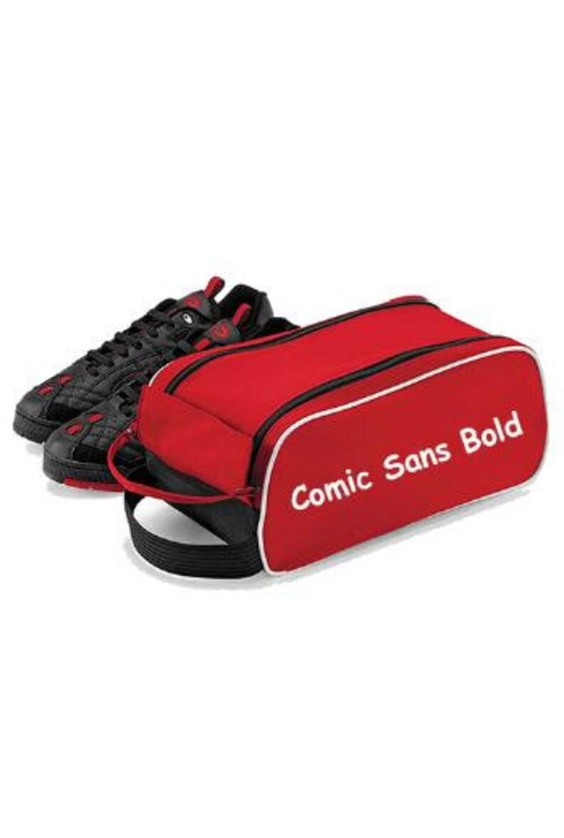313aedf252 Personalised boot bag