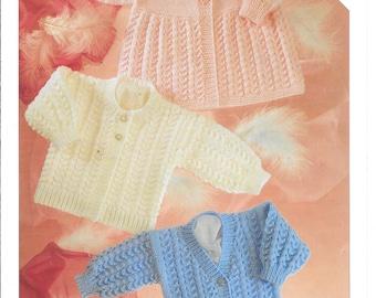 58afed69f Baby jacket pattern