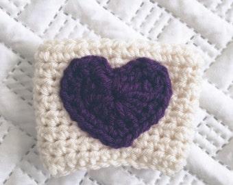 plum heart // drink cozy