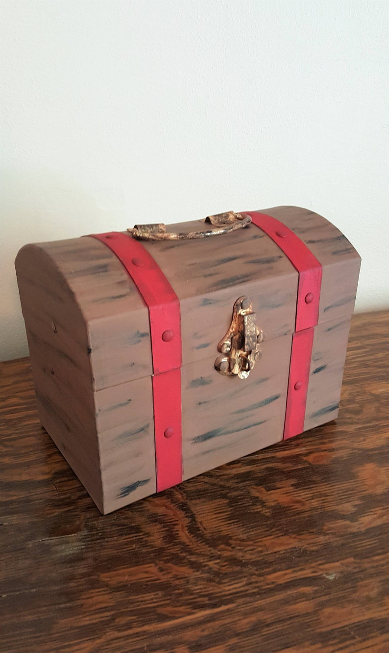 Swell Pirate Centerpiece Treasure Chest Pirate Treasure Chest Pirate Party Decor Pirate Birthday Party Pirate Baby Shower Boy Birthday Party Home Interior And Landscaping Ologienasavecom