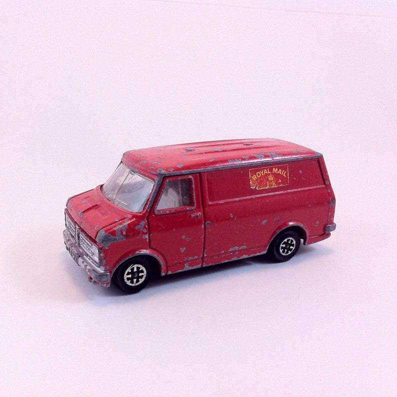 Dinky Diecast Bedford Van Royal Mail 410