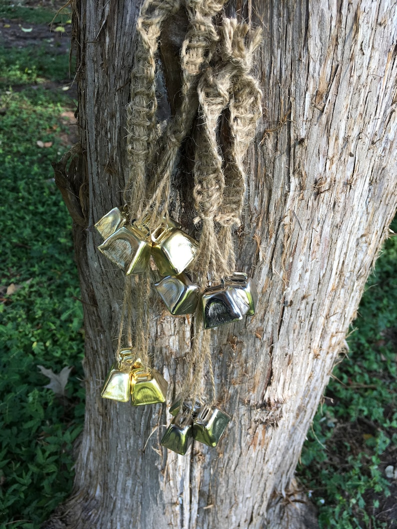 Witches Bells, Door Protection Charm, Wicca Decor, Witch Protection, Altar  Decor, Magick Witchcraft Supplies, Celtic Door Bells, Halloween