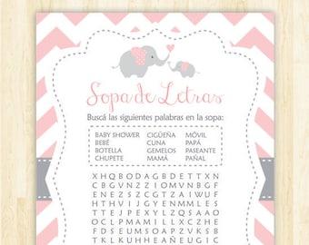 Spanish Baby Shower Etsy
