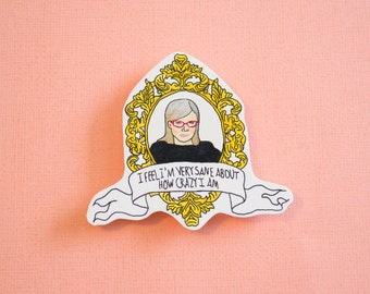 Carrie Pin!
