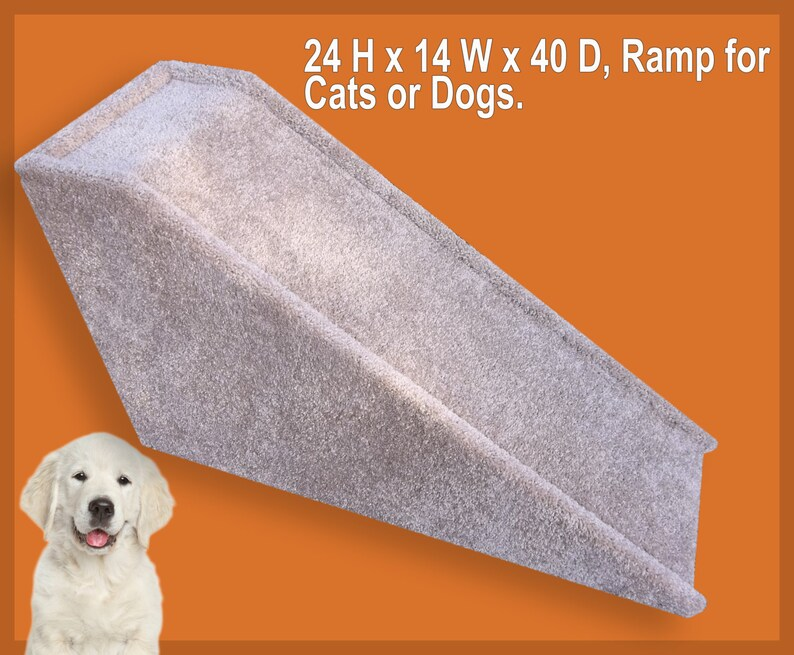 Dog Ramp Built to last  24 tall x 14 wide x image 0