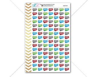 Coupon Stickers for planner, calendar! Functional planner stickers money sticker functional sticker budget sticker #SQ00385