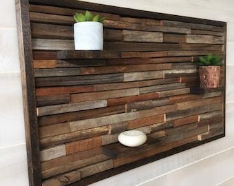 Wood Wall Decor Etsy