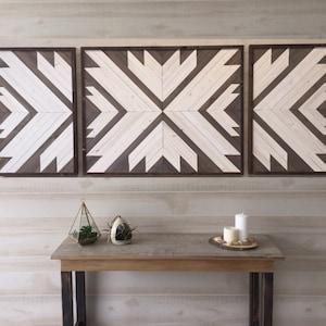 Wood Wall Art, Wood Wall Decor, Living Room Decor, Modern Wall Art,  Reclaimed Wood Wall Art, Boho Decor