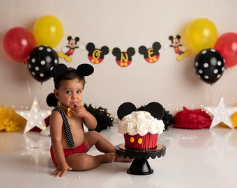 Free shipping to US and PR,Mickey Anchor Birthday Cake Smash,Summer Mickey Bloomer,Cotton Bloomer Mickey,First Trip Disney Outfit,Mickey